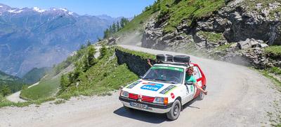 Alpina Raid Aventure Traversée Alpes